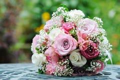 De Bloemen van bruiden royalty-vrije stock afbeeldingen
