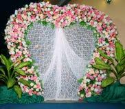 De bloemen van de achtergrond Royalty-vrije Stock Foto's