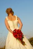 De Bloemen van de Bruid van Wed Royalty-vrije Stock Fotografie
