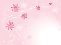De bloemen van Dreamlike vector illustratie