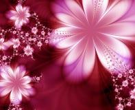 De bloemen van Dreamlike Royalty-vrije Stock Foto's