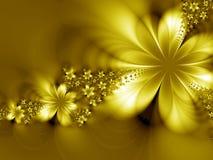 De bloemen van Dreamlike Royalty-vrije Stock Afbeelding