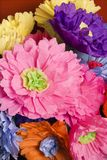 De bloemen van het document. Royalty-vrije Stock Afbeeldingen