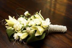 De Bloemen van het huwelijk Royalty-vrije Stock Foto's