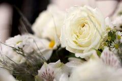 De Bloemen van het huwelijk Stock Foto's