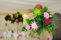 De bloemen van het huwelijk Royalty-vrije Stock Fotografie