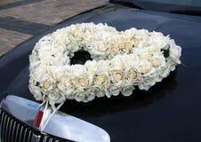 De bloemen van het huwelijk Stock Afbeelding
