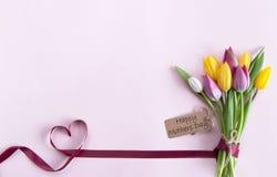 De bloemen van de moedersdag Stock Foto's