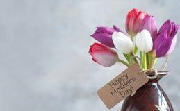 De bloemen van de moedersdag Royalty-vrije Stock Foto's
