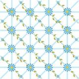 De bloemen van texturen stock illustratie