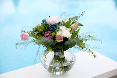 De bloemen van Weding Royalty-vrije Stock Foto