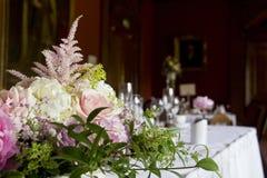 De bloemen van Weding Royalty-vrije Stock Afbeeldingen