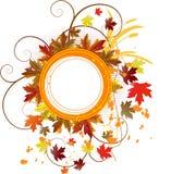 De bloemenachtergrond van de herfst Royalty-vrije Stock Afbeelding