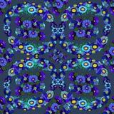 De bloemenachtergrond van de lente Royalty-vrije Stock Afbeeldingen