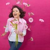 De bloemenbloemen 4 van bloemen royalty-vrije stock afbeelding