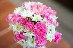De bloemenboeket van het huwelijk Royalty-vrije Stock Afbeelding