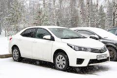 De bloemkroon van Toyota stock afbeeldingen