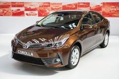 De bloemkroon van Toyota royalty-vrije stock foto