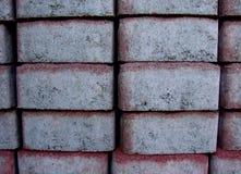De blokken van de stapel stock afbeelding