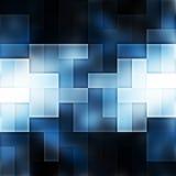 De blokken van de technologie Stock Afbeeldingen