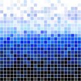 De blokken van de technologie Stock Afbeelding