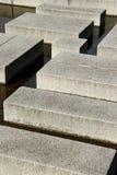De blokken van het cement. royalty-vrije stock fotografie