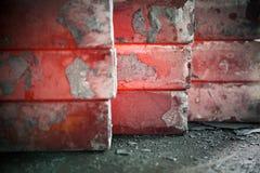 De blokken van het ijzer Stock Foto