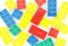 De blokken van Lego Royalty-vrije Stock Afbeelding