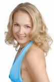 De blonde Stock Foto's