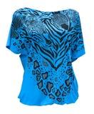 De blouse van Jersey womans stock fotografie
