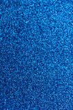 De blue texture with spangles Stock Photo