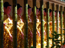 De boeddhistische Tempel van Ka Lok Si Royalty-vrije Stock Foto