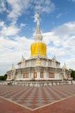 De Boeddhistische Tempel van Thailand Royalty-vrije Stock Foto