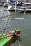De boeg van het schip Royalty-vrije Stock Foto's
