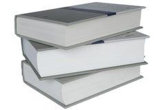 De boeken van de geschiedenis royalty-vrije stock afbeeldingen