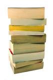 De boeken van de zak royalty-vrije stock fotografie