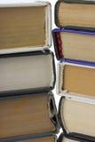 De boeken van Hardcover Royalty-vrije Stock Afbeelding