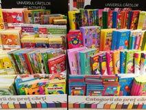 de boeken van kinderen royalty-vrije stock fotografie