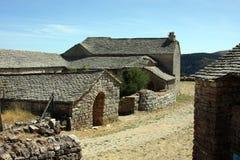 De boerderij van de steen Royalty-vrije Stock Foto's