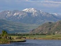 De Boerderij van Montana Royalty-vrije Stock Foto's