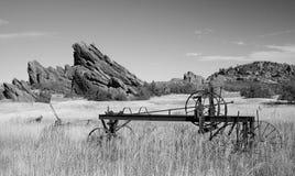 De boerderij van Sundance Royalty-vrije Stock Afbeeldingen