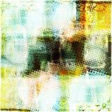 De Boheemse achtergrond van Grunge Royalty-vrije Illustratie