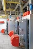 De boilers van het gas Royalty-vrije Stock Afbeelding
