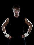 De bokser van de vechter Royalty-vrije Stock Fotografie