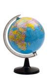 De bol van de aarde stock foto