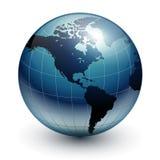 De bol van de aarde Royalty-vrije Stock Afbeelding