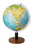 De bol van de aarde Stock Fotografie