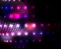 De Bol van de disco stock illustratie