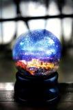 De bol van de sneeuw Royalty-vrije Stock Afbeeldingen