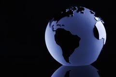 De Bol van de wereld Stock Afbeelding